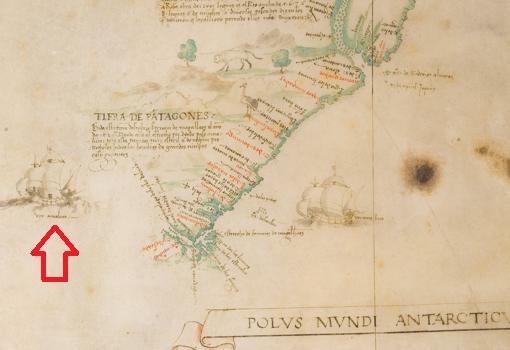 mapa de Alonso Chaves