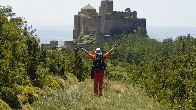 senderista-castillo-loarre