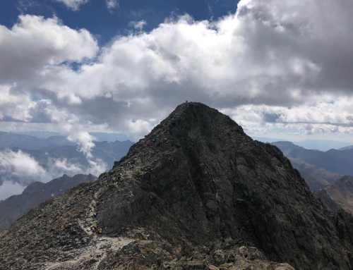 Ascensión a la Pica d'Estats