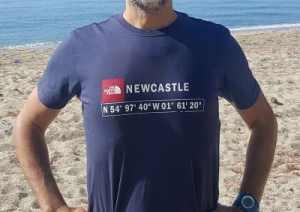 Camiseta The North Face
