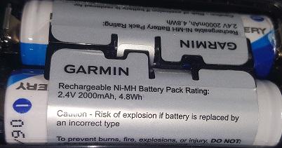 Batería Garmin